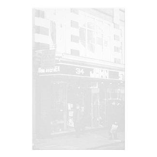 UK England London Shops Carnaby street 1970 Stationery