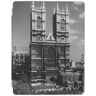 UK England London Westminster Abbey 1970 iPad Cover