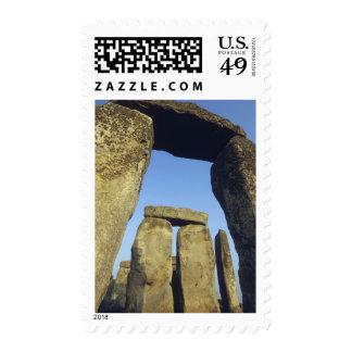 UK England Stonehenge Neolithic Stone Circle Postage Stamp