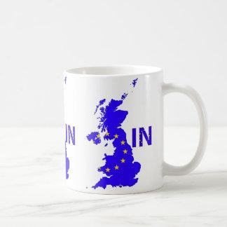 UK – EU membership referendum 2016 Coffee Mug