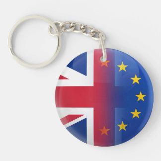 UK – EU membership referendum 2016 Keychain