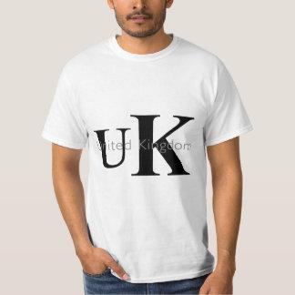 UK Fashion Label T-Shirt