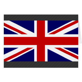 Uk Flag Card