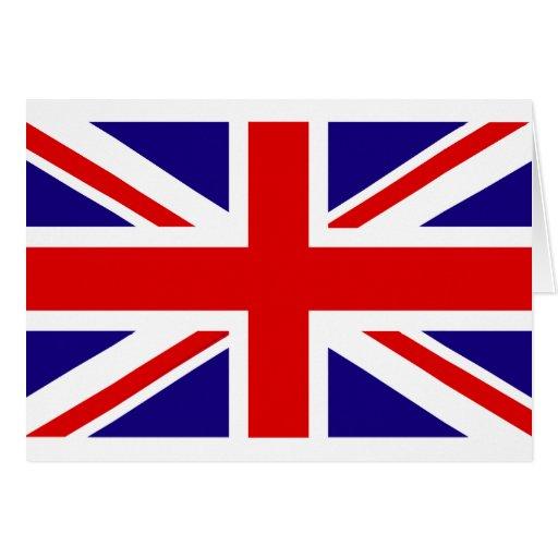 UK Flag Cards