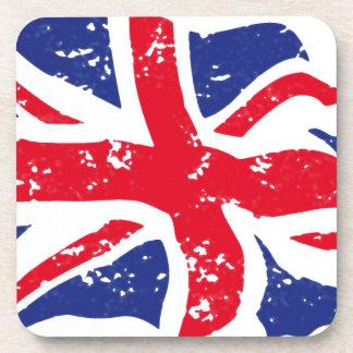 UK Flag Coaster