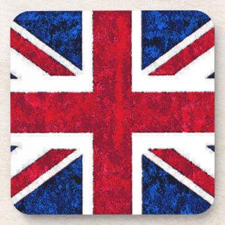 UK FLAG Coaster Set