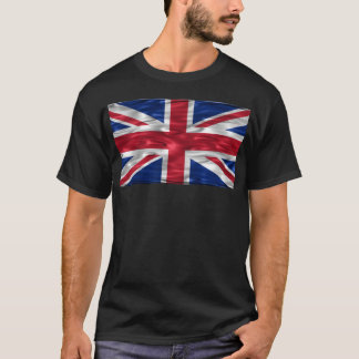 Uk flag dark - Tshirt
