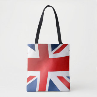 UK Flag for All-Over-Print Tote Bag