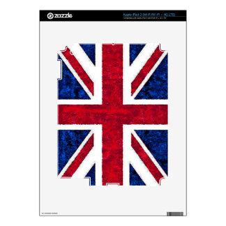 UK FLAG iPad Skin