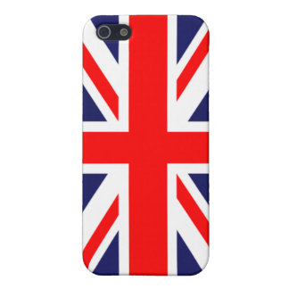 UK Flag Cases For iPhone 5