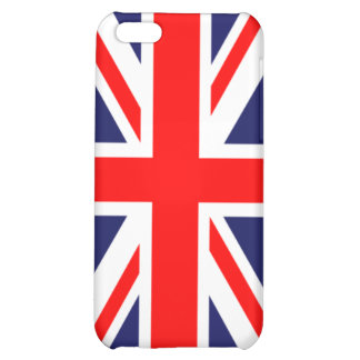 UK Flag Cover For iPhone 5C