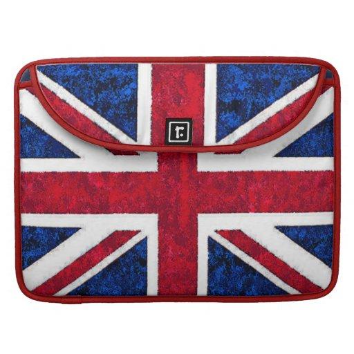UK FLAG MacBook Pro Sleeve