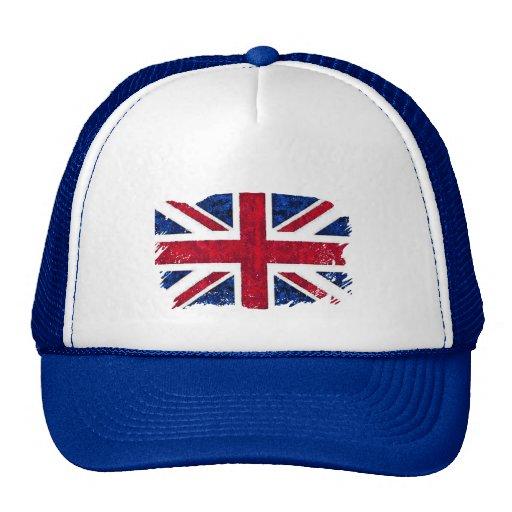 UK FLAG MESH HATS