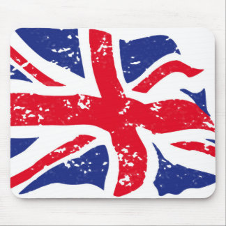 UK Flag Mouse Pad