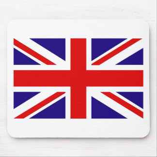 UK Flag Mouse Pad