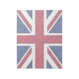 UK FLAG Notepad