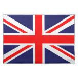 UK Flag Place Mat
