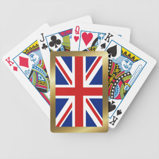 UK Flag Playing Cards