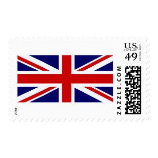 UK flag Postage