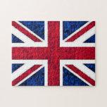 UK FLAG Puzzle