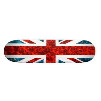 UK Flag Skate Boards