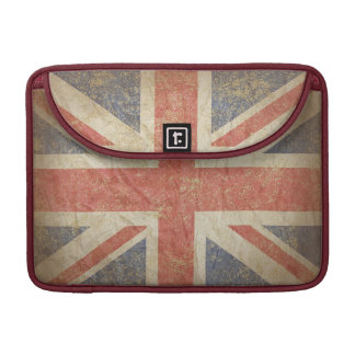 UK Flag Sleeve For MacBooks