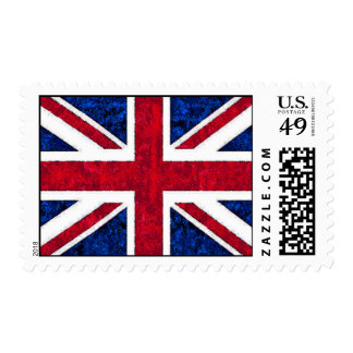 UK FLAG Stamp