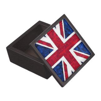 UK FLAG Trinket Box