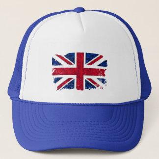 UK FLAG TRUCKER HAT