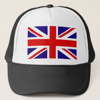 UK Flag Trucker Hat