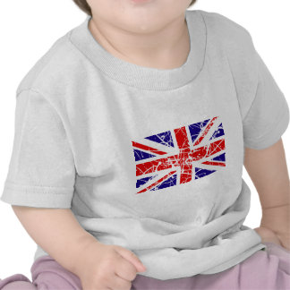 UK Flag Tee Shirts