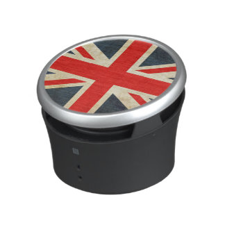 UK Flag Union Jack Bumpster Speaker