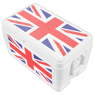 UK Flag Union Jack Cooler