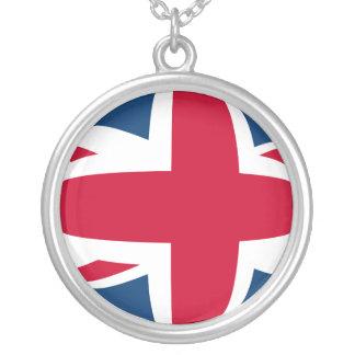 UK Flag - Union Jack necklace