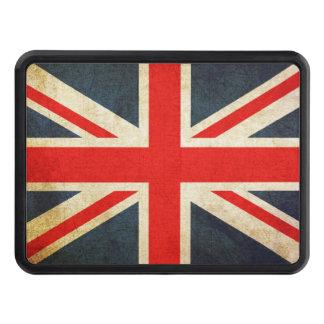 UK Flag Union Jack Trailer Hitch Cover