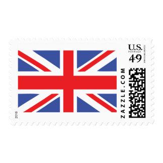 UK flag - united kingdom Stamps