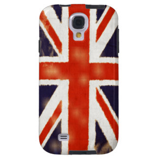 UK Flag Vintage Union Jack Samsung Galaxy S4 Case