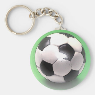 UK Football Ball Keychain