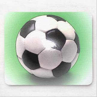 UK Football Ball Mouse Pad