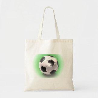 UK Football Ball Tote Bag