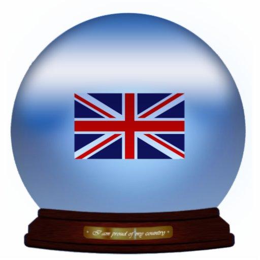 UK_Globe Photo Cutout