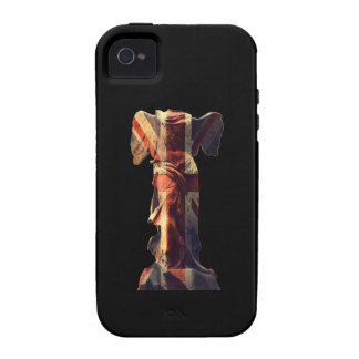 UK Goddess of Victory Case-Mate iPhone 4 Cases