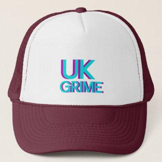 uk grime music trucker hat