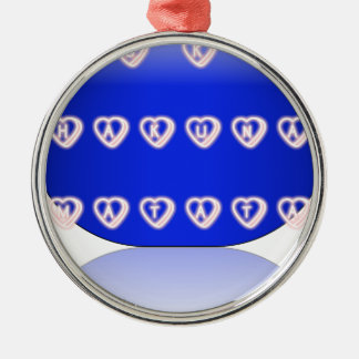 UK HAKUNA MATATA ALWAYS.png Metal Ornament