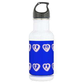 UK HAKUNA MATATA ALWAYS.png Water Bottle
