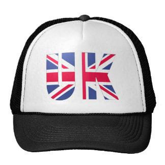 UK MESH HAT