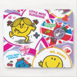 UK Hearts Mouse Pad