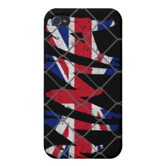 UK MMA 4G iPhone case