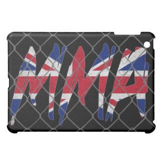 UK MMA black iPad case