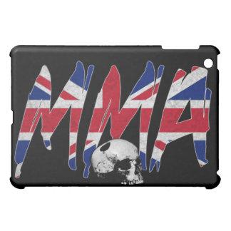 UK MMA Skull Black iPad Case